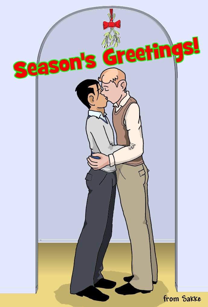 ErnestBlameSeasonsGreetings2014