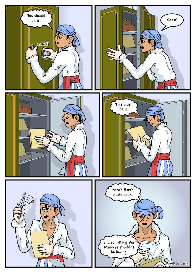 Ernest Finds Some Billy Doos
